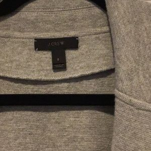 J. Crew Jackets & Coats - J Crew Sweater Jacket